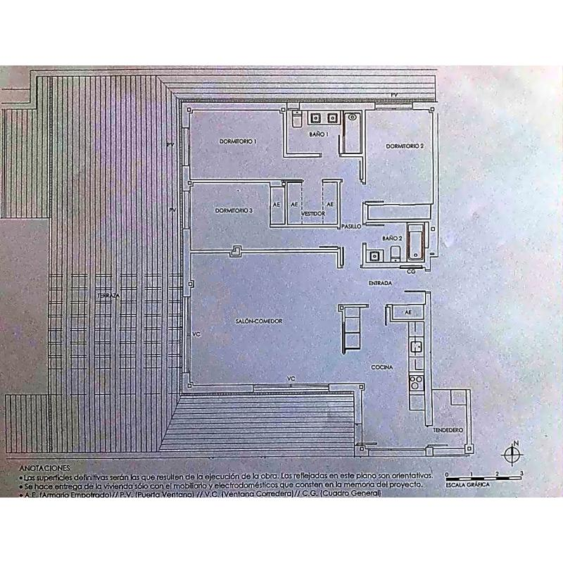 Piso en venta en Madrid de 223 m2