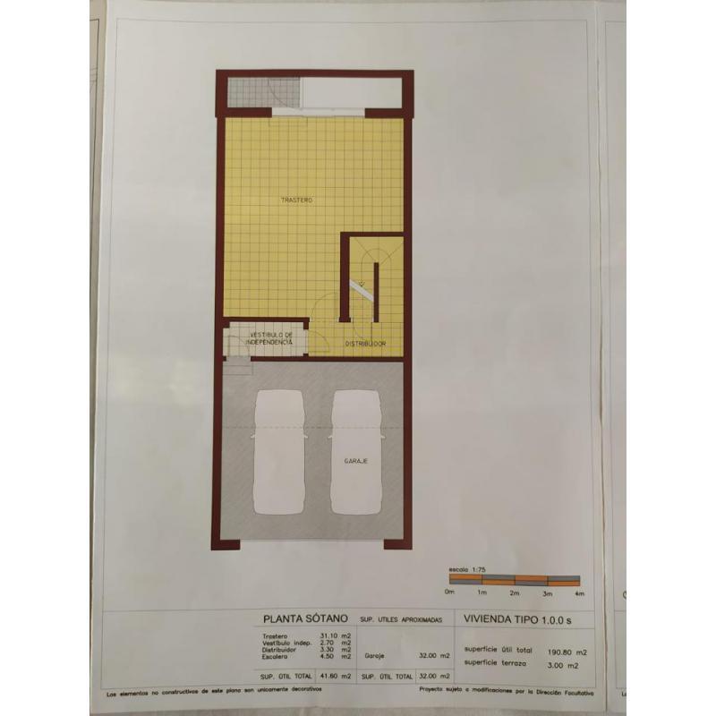 Casa / Chalet en venta en Getafe de 268 m2
